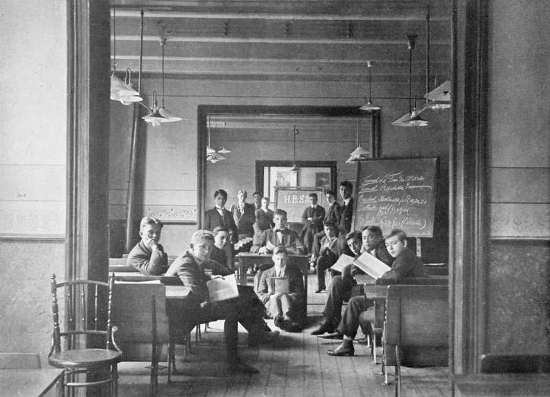 schoollokalen