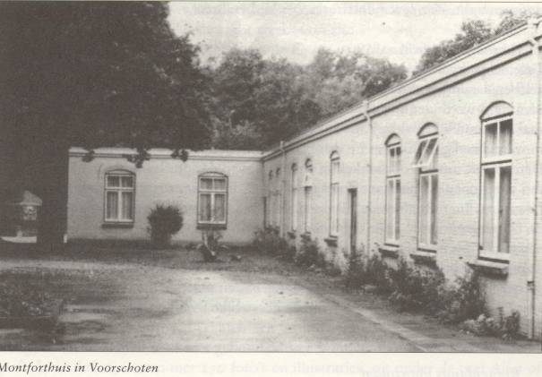 Montforthuis Voorschoten