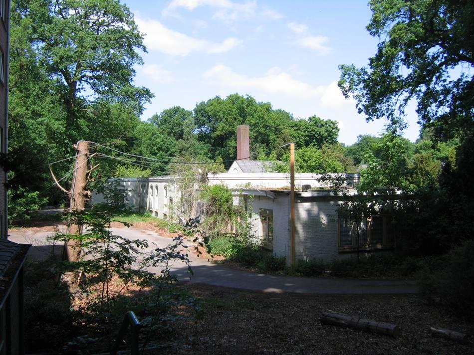 Vroegere slaapzalen, later - van 2 okt 1983 – 1 okt 2000 - Montforthuis