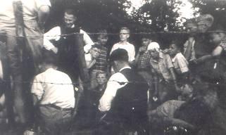 Maandag 21 juni 1954 – Grote wandeling naar boer Heijstek te Wassenaar