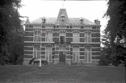Beresteyn voorzijde anno 1960