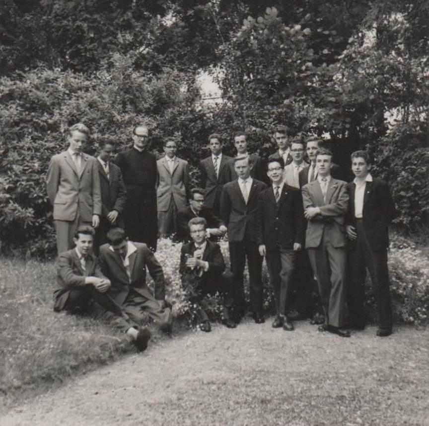 Zomer 1960 – 4e klas