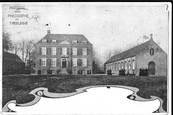 Kasteel Groot-Bijsterveld, omstreeks 1903
