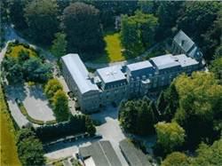 Luchtfoto van Bijsterveld van de website der Montfortanen