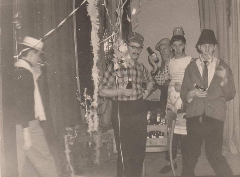 De buutredenaars van Carnaval - maart 1965