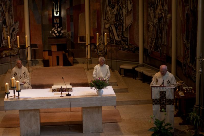 opening eucharistieviering