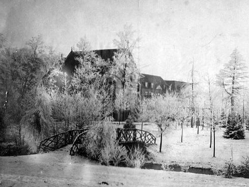 Groot Bijsterveld (Oirschot), begin 20ste eeuw. Foto: via Luc Joosten [van hier]