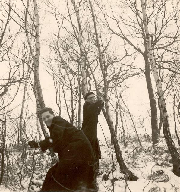 In het Bunderbos 4 februari 1963
