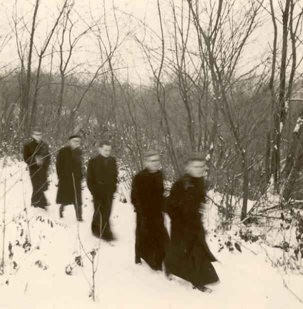 In het Bunderbos – 4 februari 1963