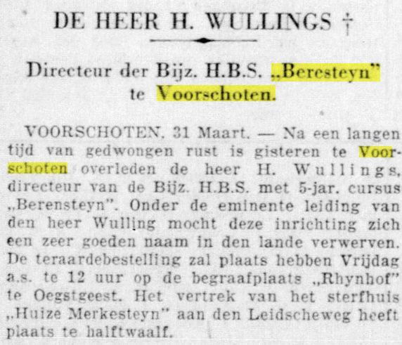 De Telegraaf 31-03-1936