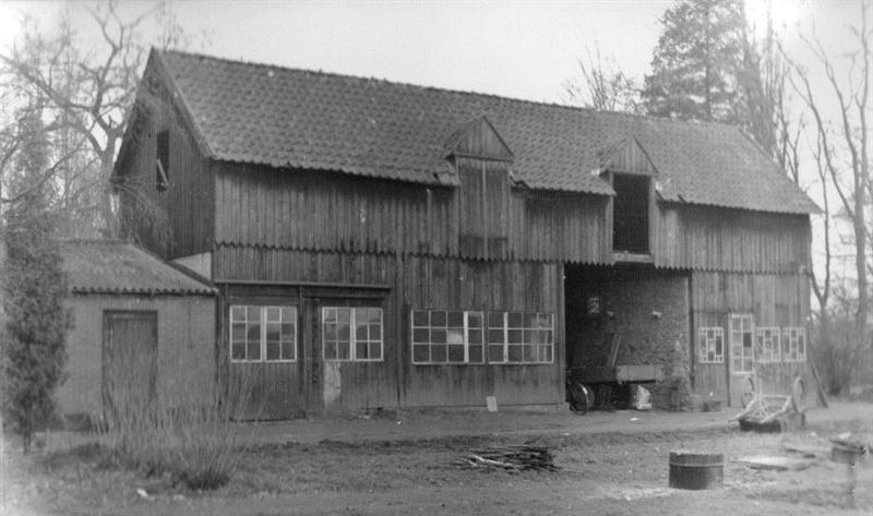 031 Bijgebouwen klooster Oirschot
