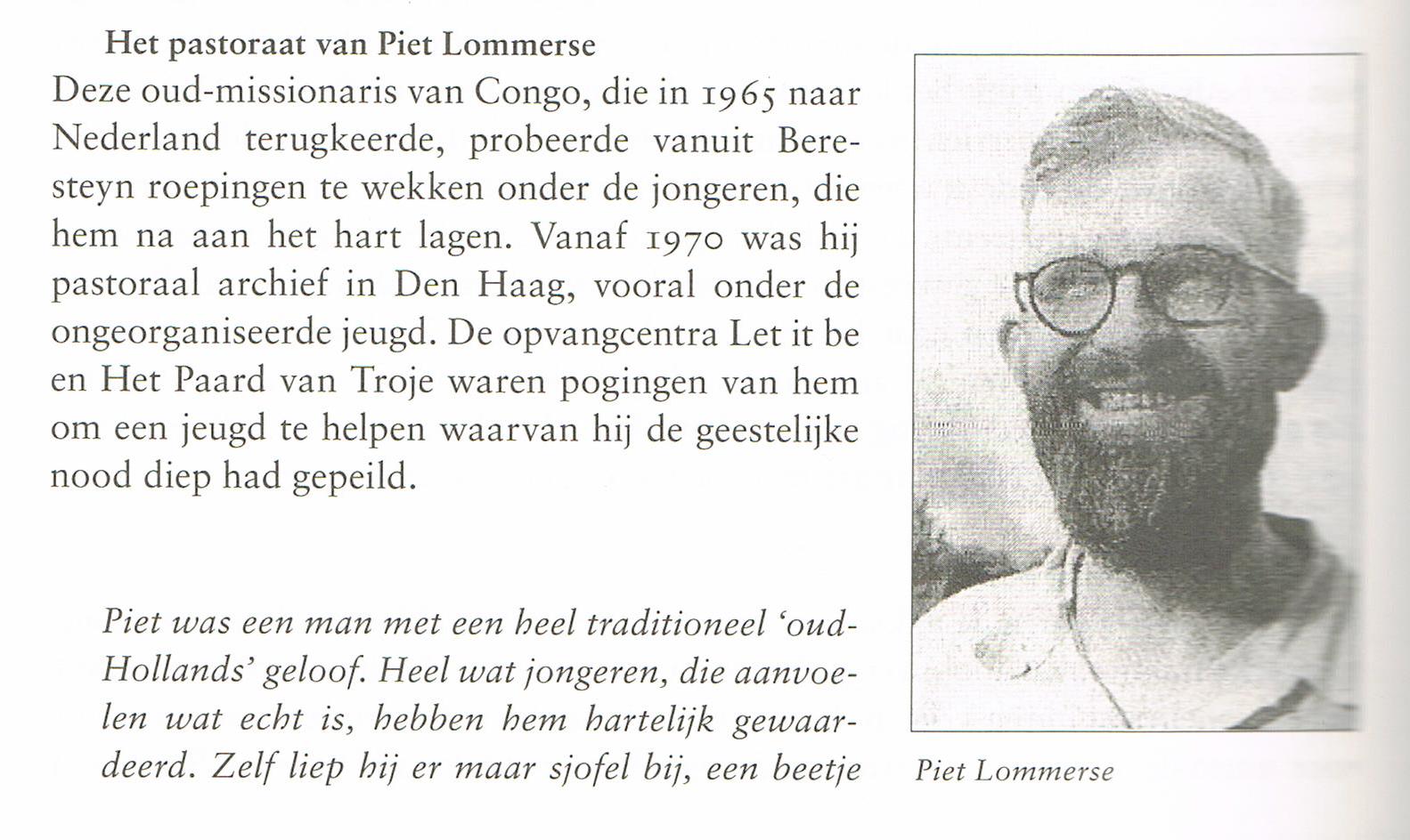 Piet Lommerse